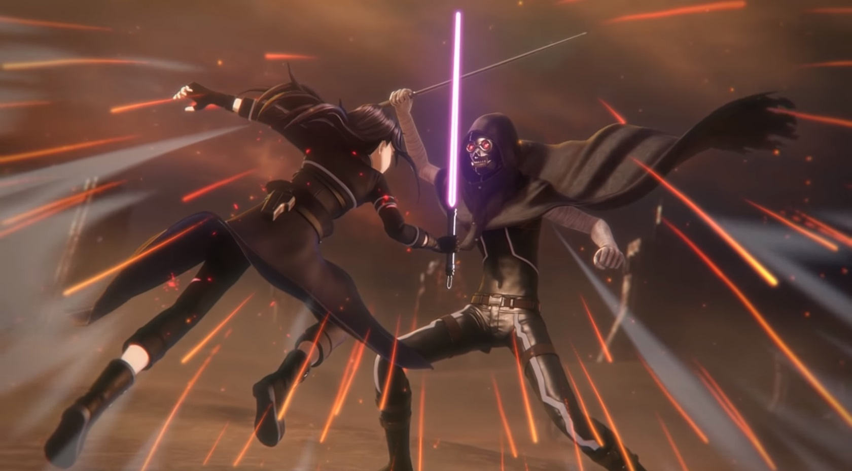 Bandai Namco Localising Two Sword Art Online Games For Switch ...