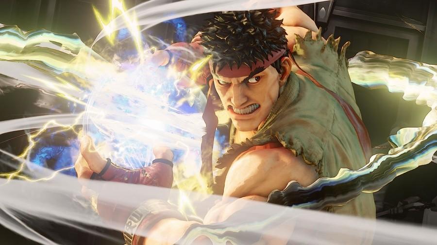 Ryu Street Fighter V
