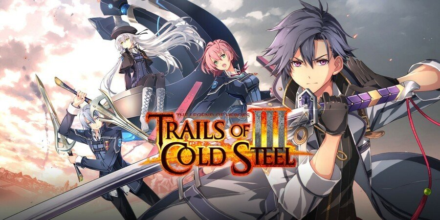 The Legend Of Heroes Trails Of Cold Steel III (Switch)