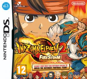 Inazuma Eleven 2 Firestorm