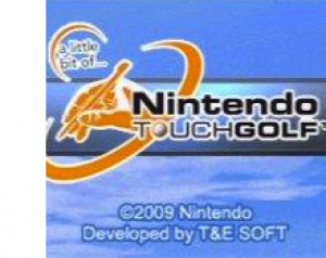 A Little Bit of... Nintendo Touch Golf