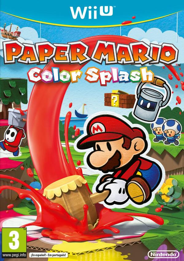 Paper Mario: Color Splash Review (Wii U) | Nintendo Life