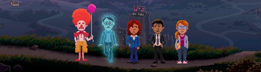 Thimbleweed Park (Switch eShop)