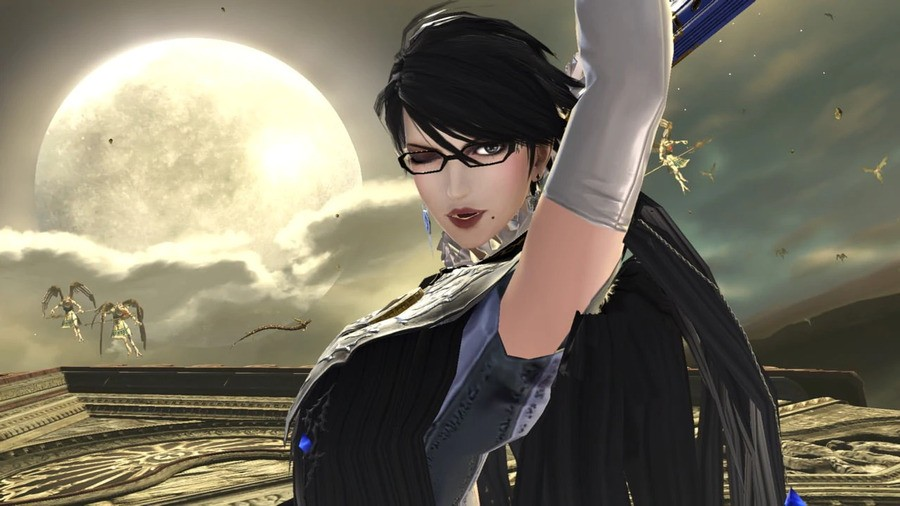 Bayonetta as seen in Super Smash Bros. Ultimate (2018)