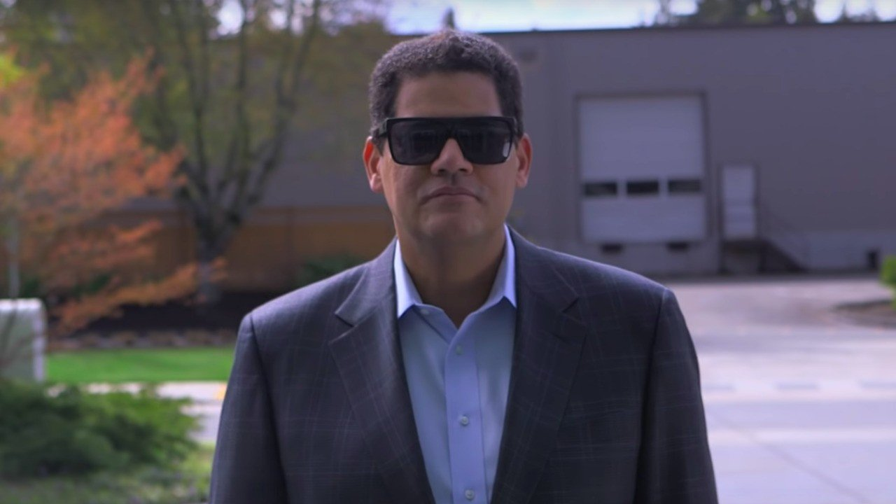 Reggie Resurrects 'Fils-A-Mech' For The Game Awards 2019