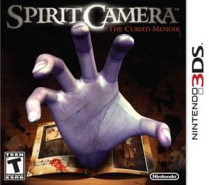Spirit Camera: The Cursed Memoir