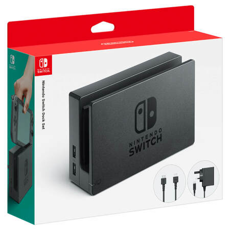 This Switch dock set used to be available in the UK, but is now out of stock