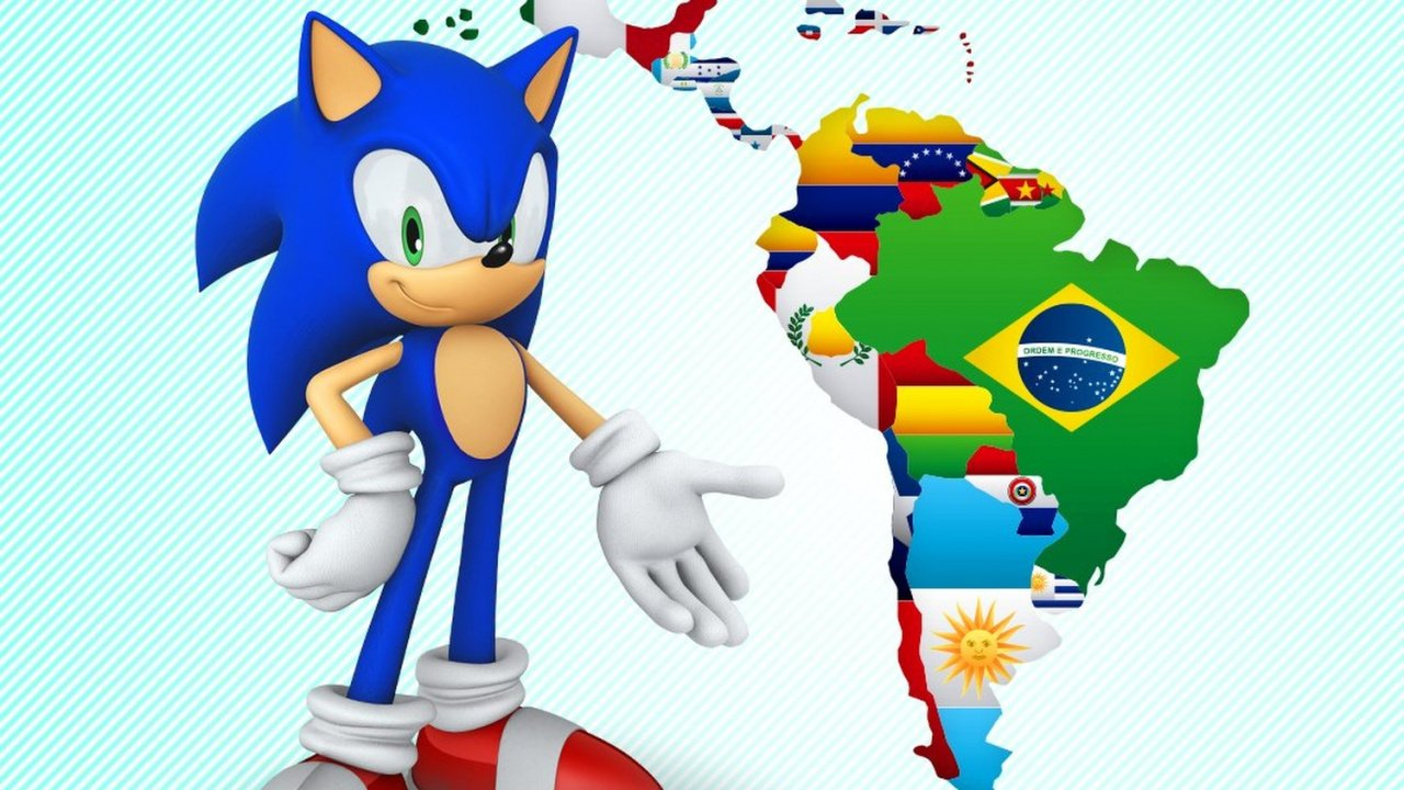 Sonic Expands Its Social Media Reach With New Official Channels For Latin America