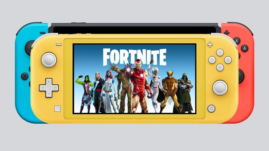 Fortnite Switch - Nintendo Life IMG