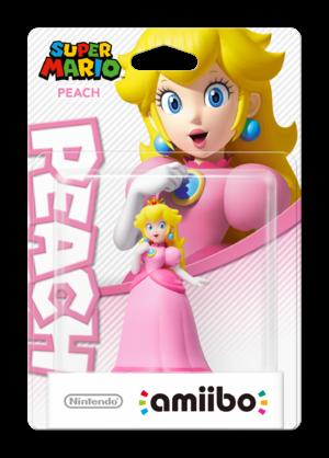 Peach amiibo Pack