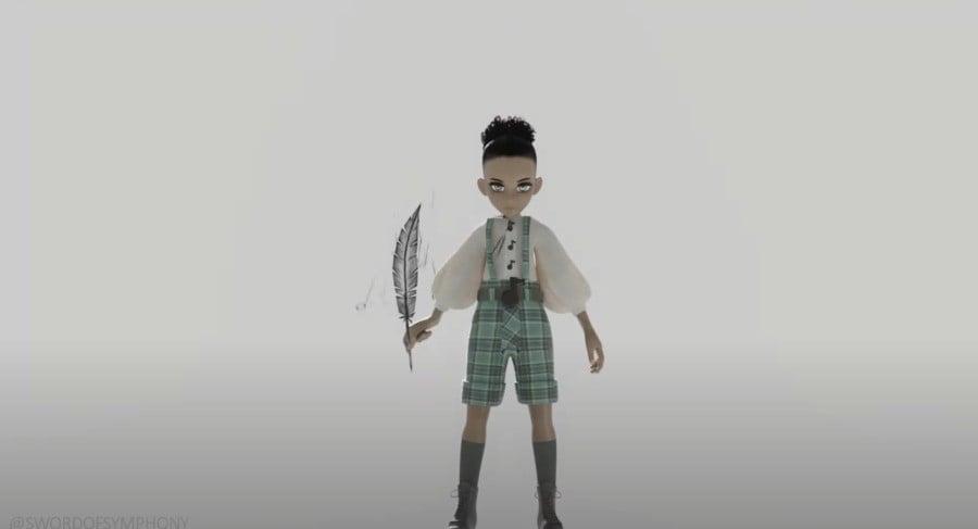 Stefan from Sword of Symphony