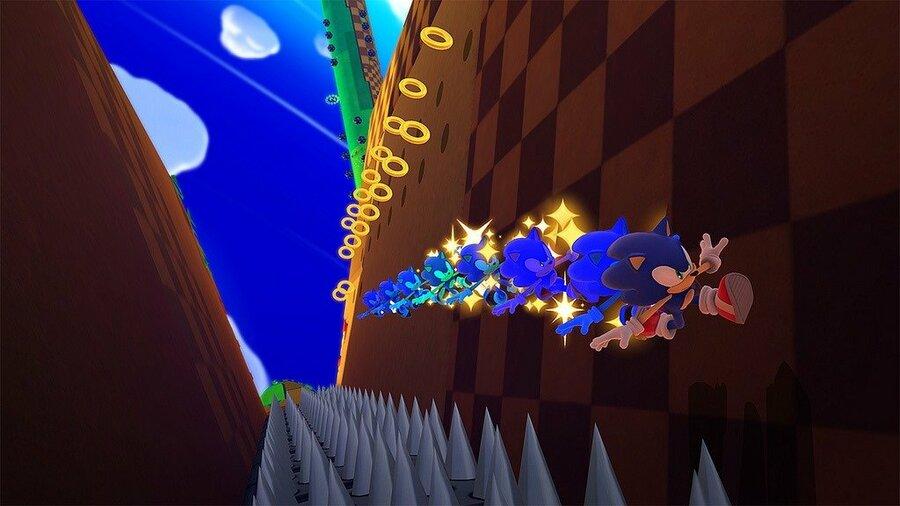 Sonic Lost World Screen