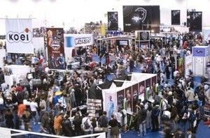 MCM Expo. Not pictured: 586 DS players