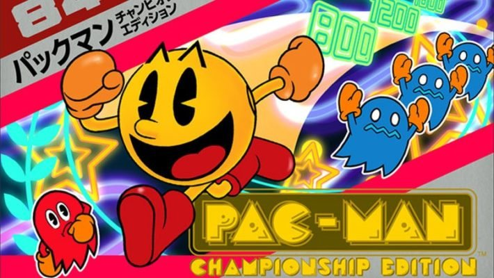 M2's Pac-Man Championship Edition Demake Was Originally Intended For The 3DS