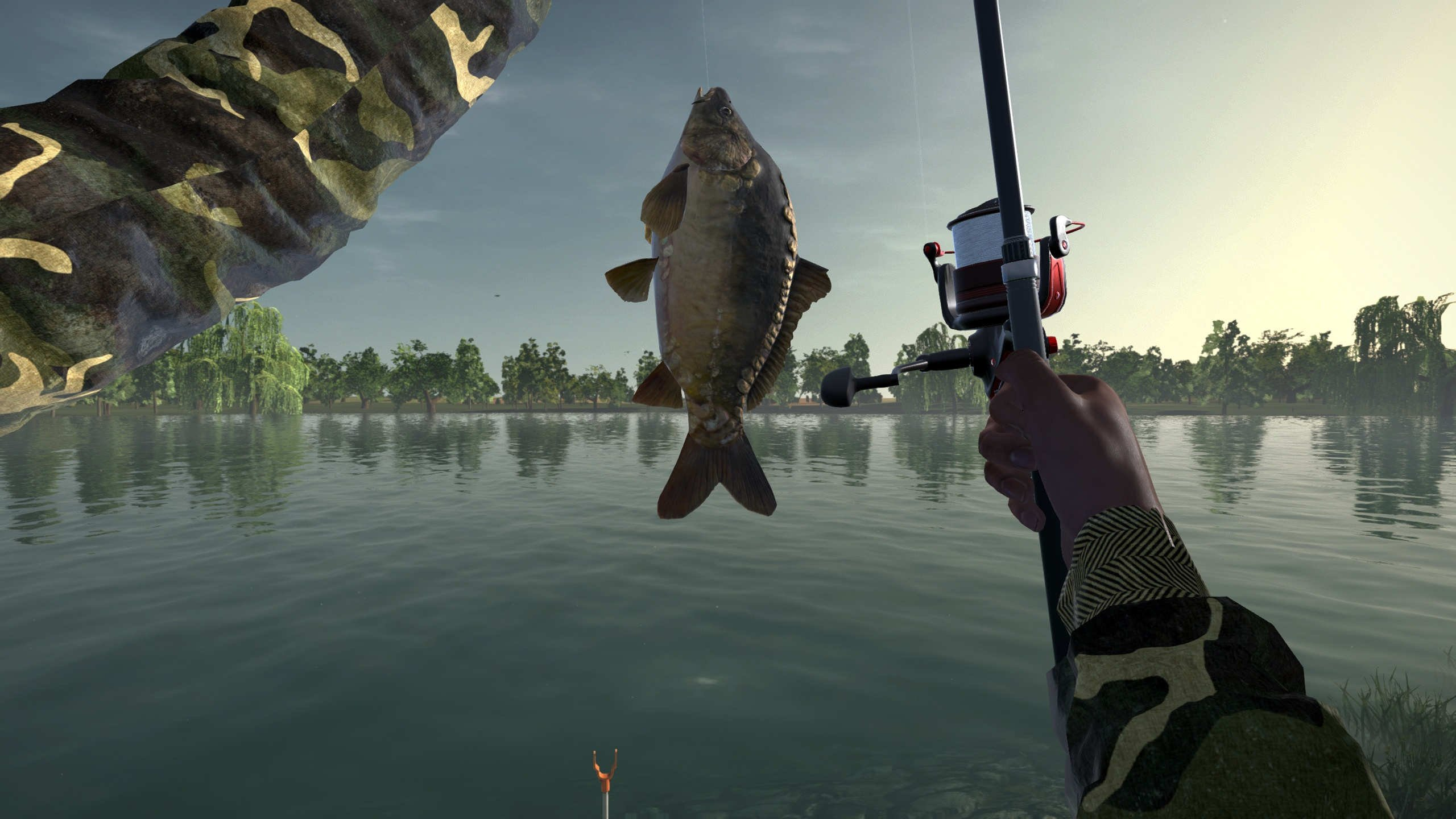 Ultimate Fishing Simulator Reels In A Release On Switch In