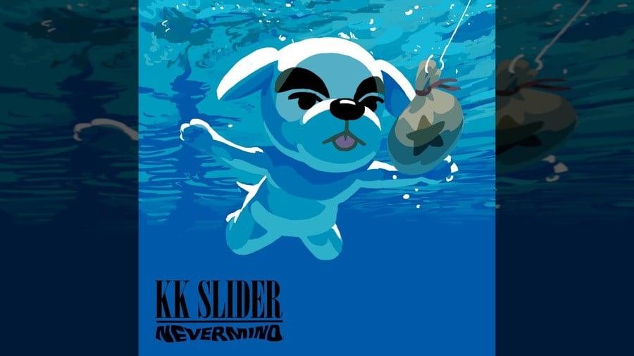 K.K Slider Nirvana