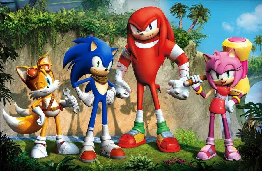 Random: Sonic Boom Won't Be Returning, According To ...