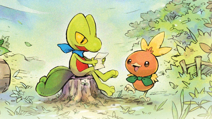Would Treecko or Torchic top your list?