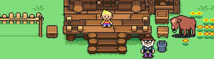 Mother 3 (GBA)