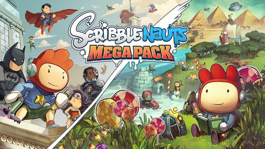 Scribblenauts MegaPack