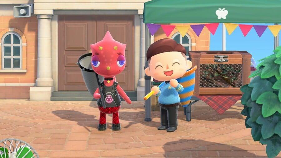 Animal Crossing New Horizons Bug Off Buddy