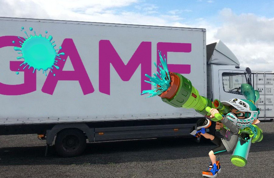Weirdness: Lorry Thieves Make Off With Splatoon Special Editions in Europe
