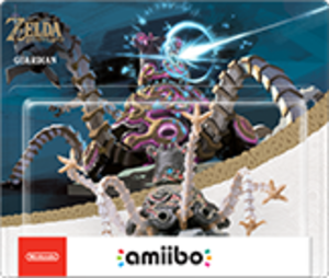 Guardian amiibo Pack