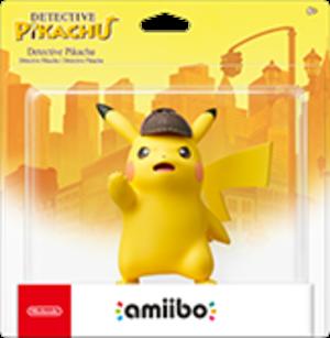 Detective Pikachu amiibo Pack