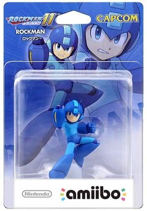 Mega Man 11 amiibo Pack