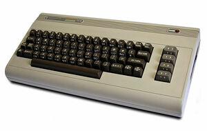 Commodore 64 - The mighty breadbox!