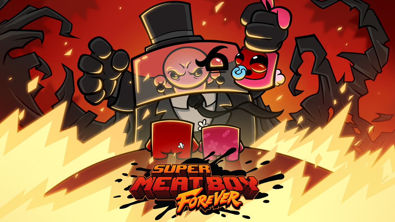 Review: Super Meat Boy Forever - A New Formula That Takes Away More Than It Adds