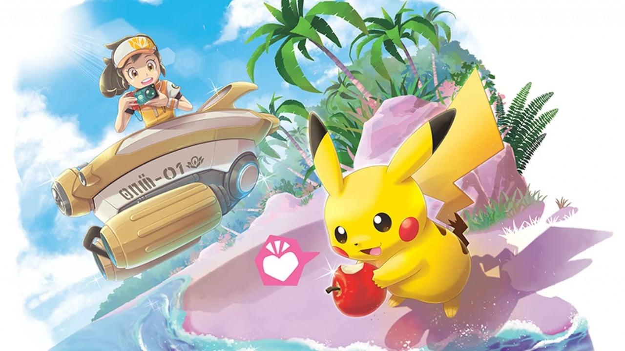 New Pokémon Snap Passes