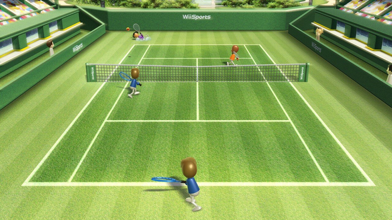 El aislamiento del coronavirus parece estar causando un aumento en el valor de reventa de Wii Sports 43