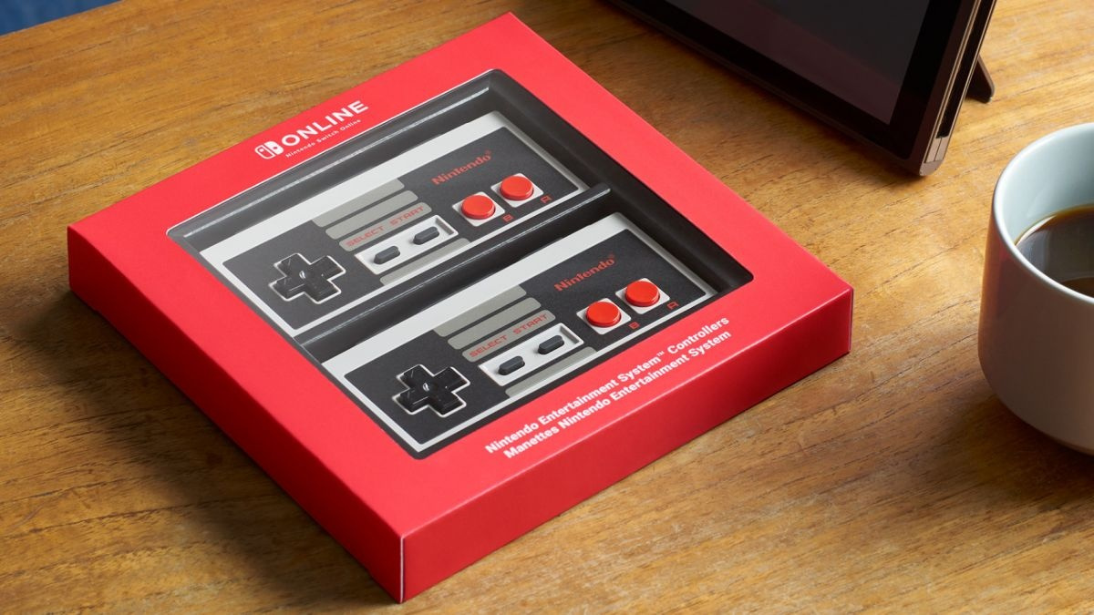 Nintendo Switch Online Members Can Now Get 50% Off The Switch NES Controllers (Europe)