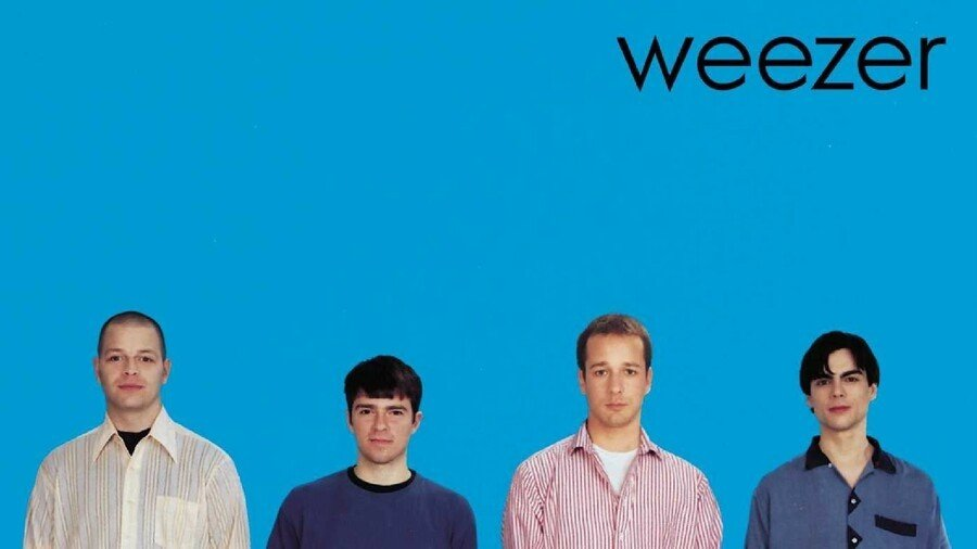 Weezer The Blue Album