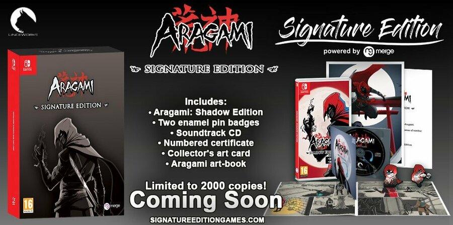 Signature Edition Aragami Img 1