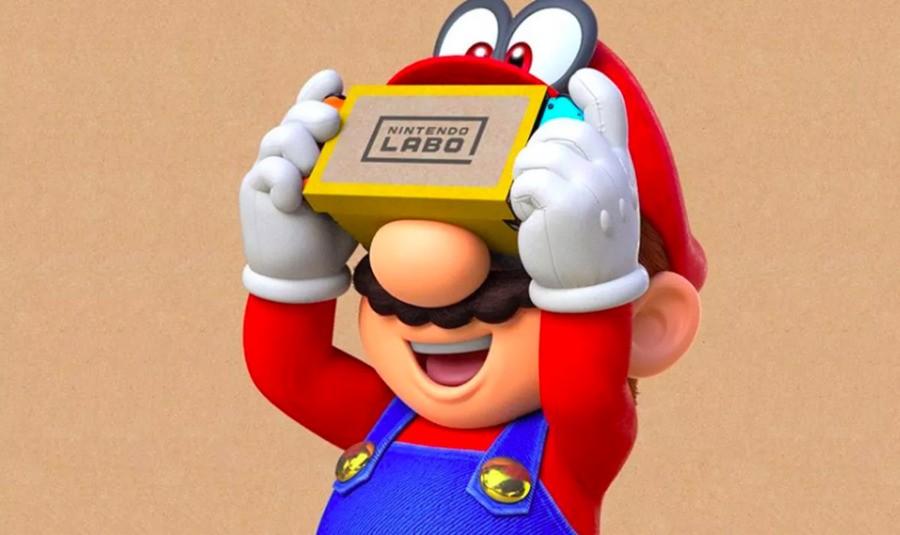 Mario VR