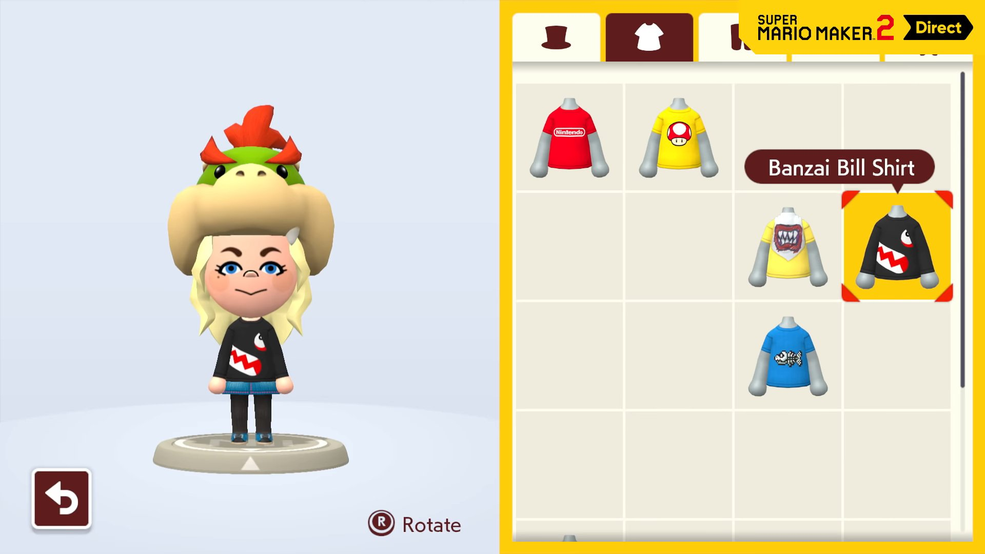 build and play together in super mario maker 2's