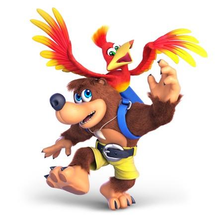 73. Banjo & Kazooie (DLC)