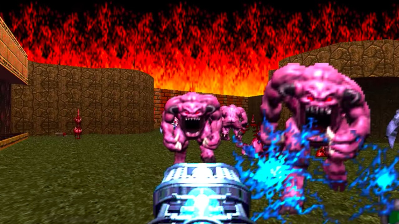 Video: DOOM 64 Scrubs Up Pretty Nicely, It Turns Out
