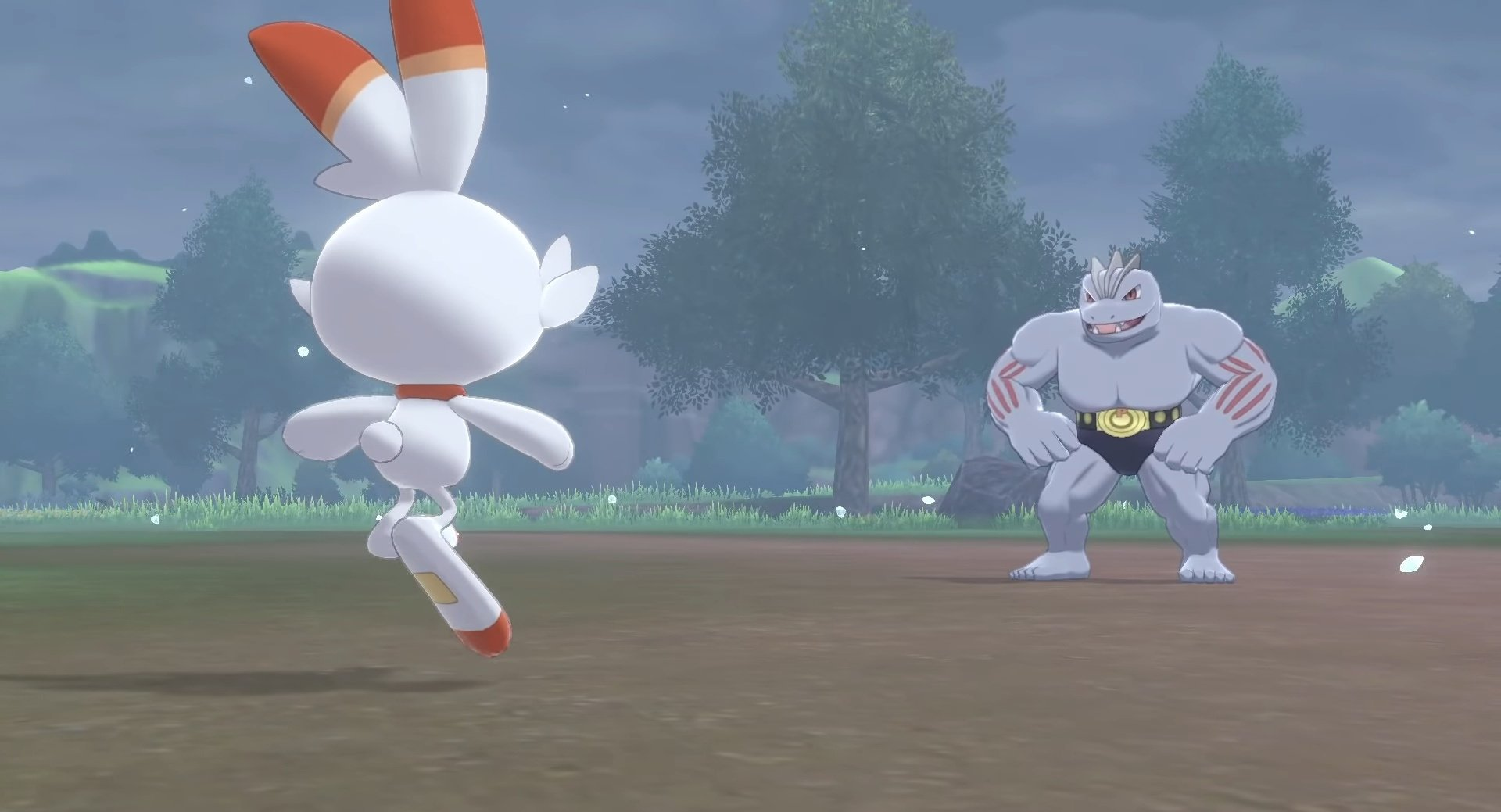 Is Game Freak Recycling 3ds Animations In Pokémon Sword