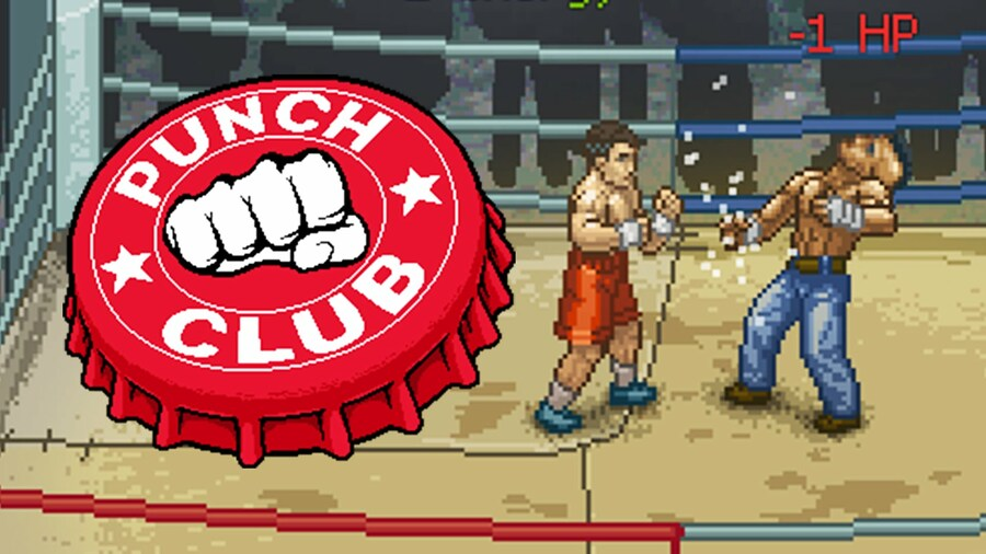 If this is your first night at Fight Club, you have to fight