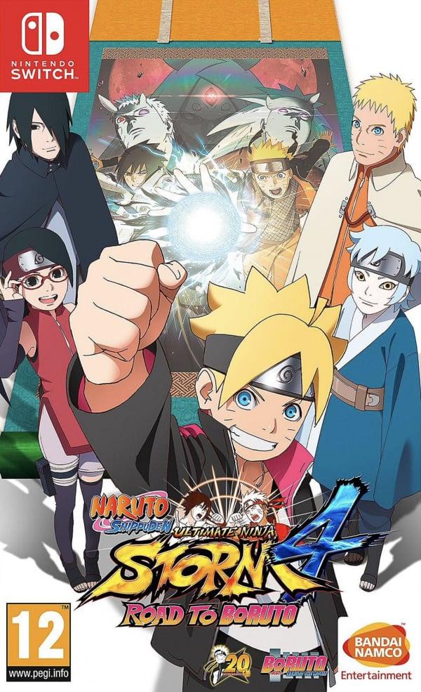 Naruto - Uzumaki Naruto Free Papercraft Download   985x600