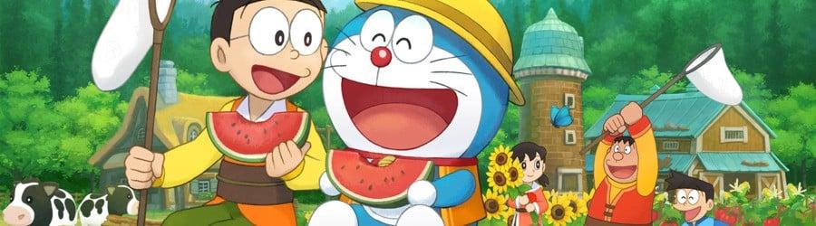 Doraemon: Story of Seasons (Switch)