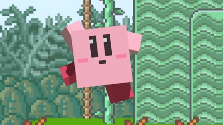 77. Minecraft Kirby