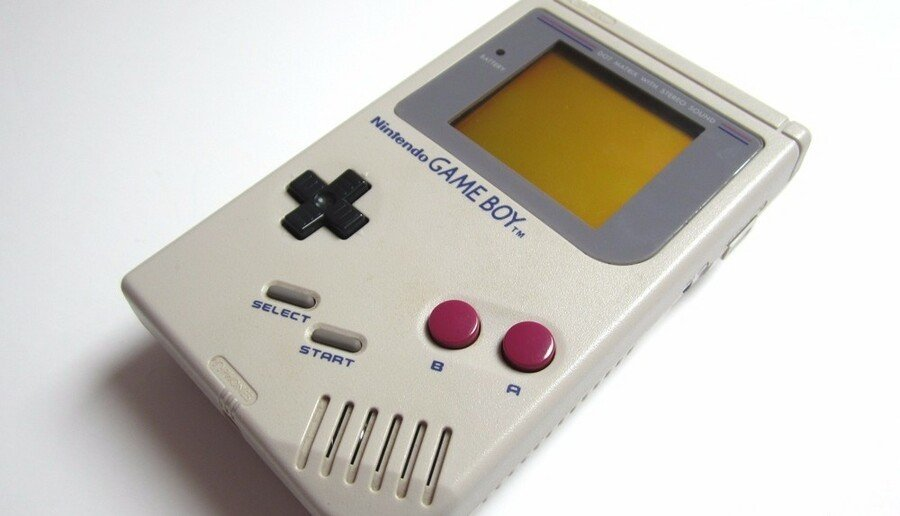The best handheld ever. FACT.