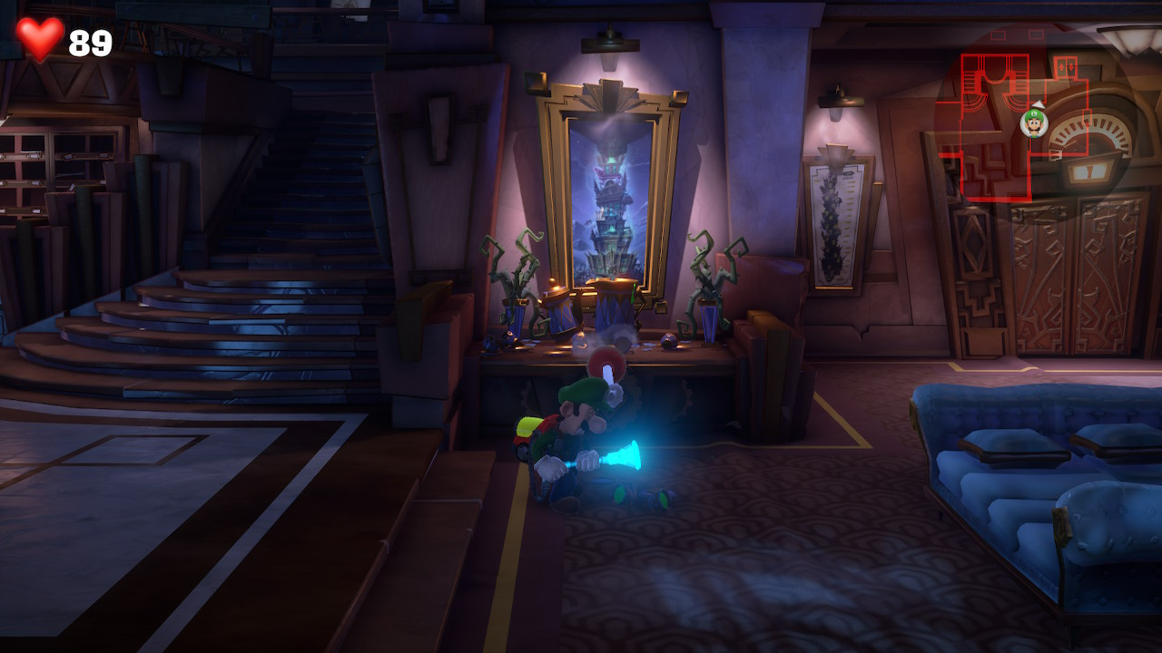 Luigis Mansion 3 Gem Locations And Gem Maps For Every