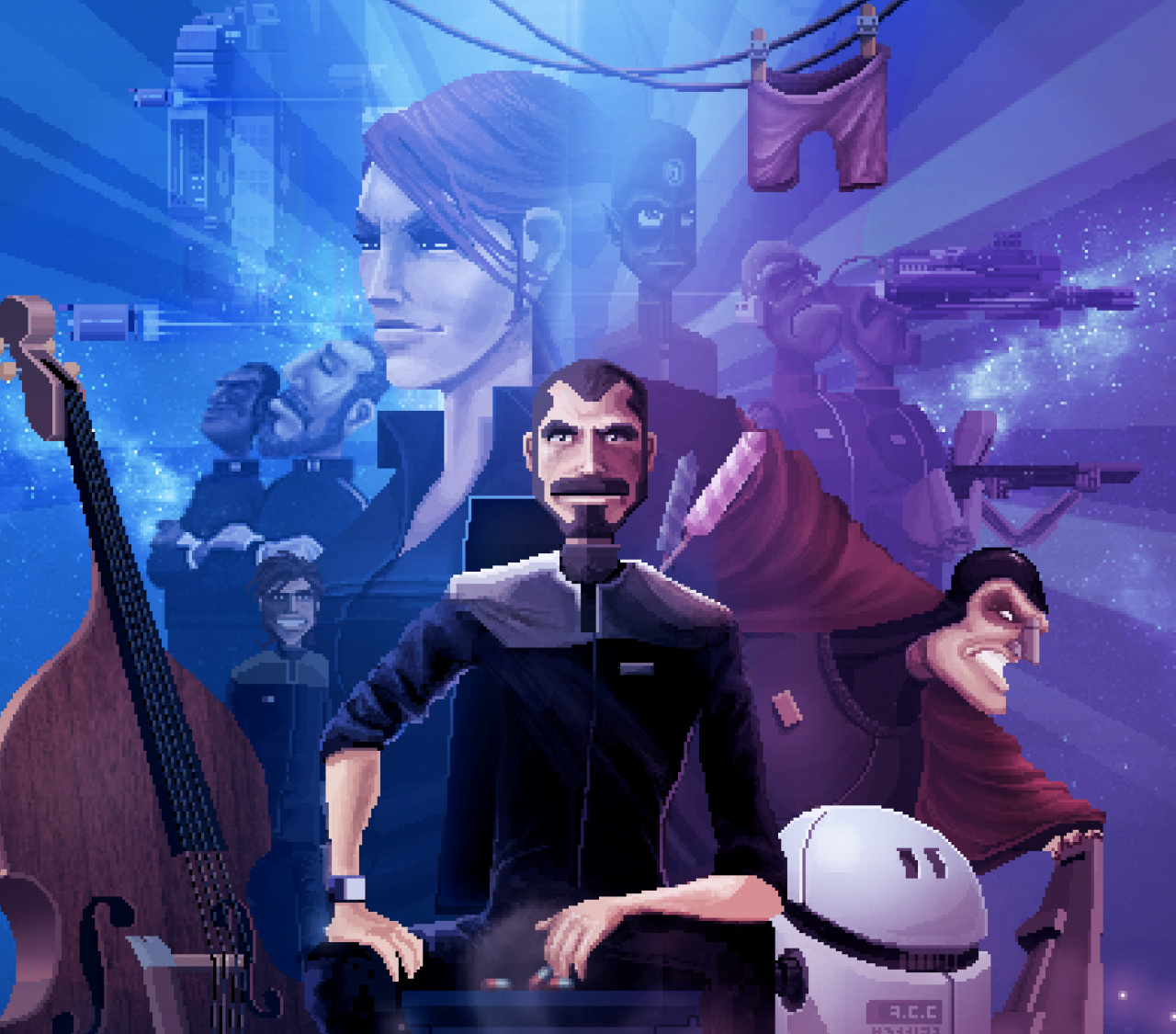 Feature: Tomorrow Corporation Turns Publisher With Star Trek-Style