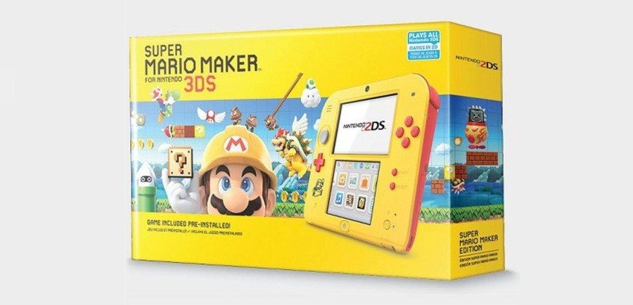 Super Mario Maker 2DS