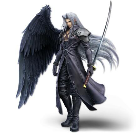78. Sephiroth (DLC)